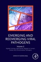 Couverture de l'ouvrage Emerging and Re- Emerging Viral Pathogens