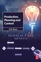 Couverture de l'ouvrage Production Planning and Control