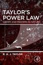 Couverture de l'ouvrage Taylor's Power Law