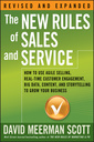 Couverture de l'ouvrage The New Rules of Sales and Service