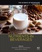 Couverture de l'ouvrage Nutrients in Beverages