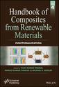 Couverture de l'ouvrage Handbook of Composites from Renewable Materials
