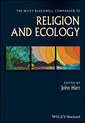 Couverture de l'ouvrage The Wiley Blackwell Companion to Religion and Ecology