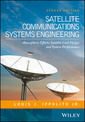 Couverture de l'ouvrage Satellite Communications Systems Engineering