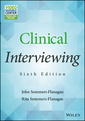 Couverture de l'ouvrage Clinical Interviewing
