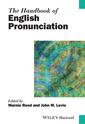 Couverture de l'ouvrage The Handbook of English Pronunciation