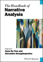 Couverture de l'ouvrage The Handbook of Narrative Analysis