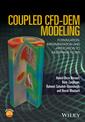 Couverture de l'ouvrage Coupled CFD-DEM Modeling