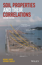 Couverture de l'ouvrage Soil Properties and their Correlations