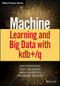 Couverture de l'ouvrage Machine Learning and Big Data with KDB+/Q