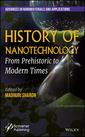 Couverture de l'ouvrage History of Nanotechnology