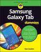 Couverture de l'ouvrage Samsung Galaxy Tab For Dummies