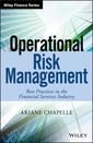 Couverture de l'ouvrage Operational Risk Management