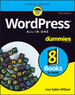 Couverture de l'ouvrage WordPress All-In-One For Dummies