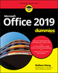 Couverture de l'ouvrage Office 2019 For Dummies