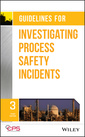 Couverture de l'ouvrage Guidelines for Investigating Chemical Process Incidents