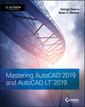 Couverture de l'ouvrage Mastering AutoCAD 2019 and AutoCAD LT 2019
