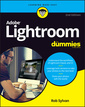Couverture de l'ouvrage Adobe Lightroom For Dummies