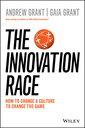 Couverture de l'ouvrage The Innovation Race