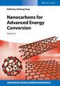 Couverture de l'ouvrage Nanocarbons for Advanced Energy Conversion
