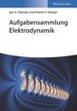 Couverture de l'ouvrage Aufgabensammlung Elektrodynamik
