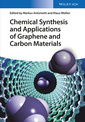 Couverture de l'ouvrage Chemical Synthesis and Applications of Graphene and Carbon Materials