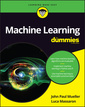Couverture de l'ouvrage Machine Learning For Dummies