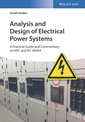 Couverture de l'ouvrage Analysis and Design of Electrical Power Systems