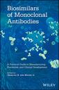 Couverture de l'ouvrage Biosimilars of Monoclonal Antibodies