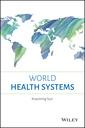 Couverture de l'ouvrage World Health Systems