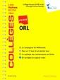 Couverture de l'ouvrage Fiches ORL - Les fiches ECNi et QI des Collèges