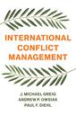 Couverture de l'ouvrage International Conflict Management