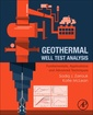 Couverture de l'ouvrage Geothermal Well Test Analysis