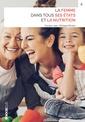 Couverture de l'ouvrage La femme dans tous ses états et la nutrition