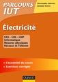 Couverture de l'ouvrage Électricité
