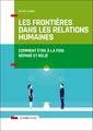 Couverture de l'ouvrage Les frontières dans les relations humaines