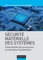 Couverture de l'ouvrage Sécurité matérielle des systèmes