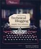 Couverture de l'ouvrage Technical Blogging