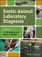Couverture de l'ouvrage Exotic Animal Laboratory Diagnosis