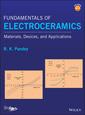 Couverture de l'ouvrage Fundamentals of Electroceramics