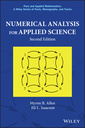 Couverture de l'ouvrage Numerical Analysis for Applied Science