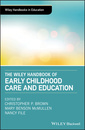 Couverture de l'ouvrage Handbook of Early Childhood Care and Education