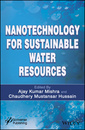 Couverture de l'ouvrage Nanotechnology for Sustainable Water Resources