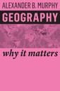 Couverture de l'ouvrage Geography