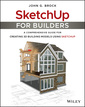 Couverture de l'ouvrage SketchUp for Builders