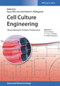 Couverture de l'ouvrage Cell Culture Engineering