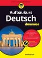Couverture de l'ouvrage Deutsch als Fremdsprache für Dummies