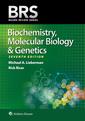 Couverture de l'ouvrage BRS Biochemistry, Molecular Biology, and Genetics