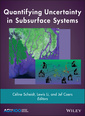 Couverture de l'ouvrage Quantifying Uncertainty in Subsurface Systems