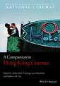 Couverture de l'ouvrage A Companion to Hong Kong Cinema